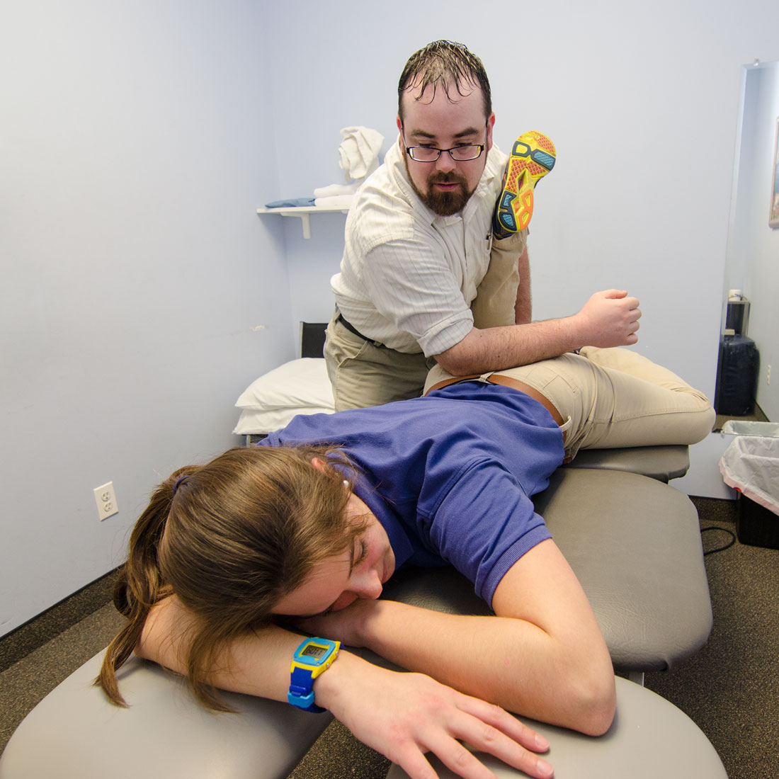 Importance of physical therapy - Spagnoli Physical Therapy Also Emphasizes The Importance Of A Team Approach That Includes The Therapist Doctor Patient And Other Health Care Professionals